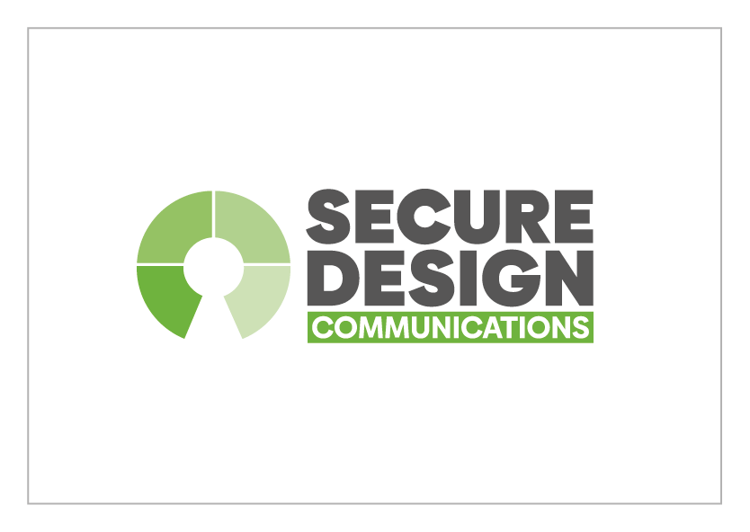 Secure Design Communications Logo