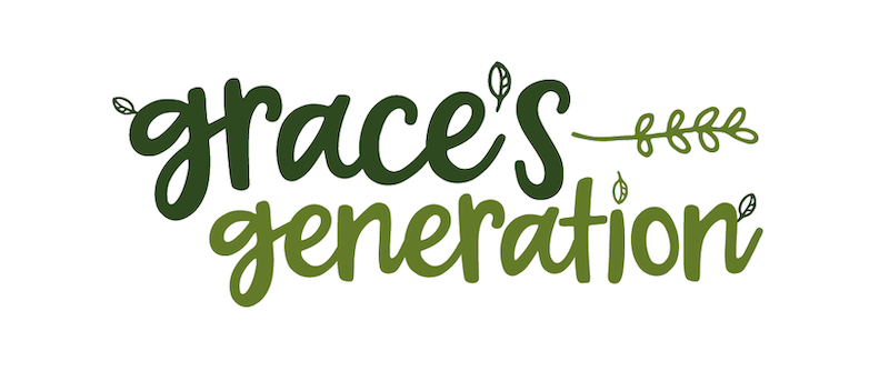 Grace's Generation Soap Logo